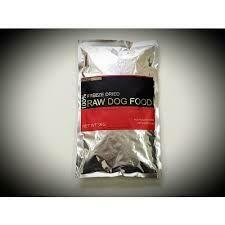 Raw Food 100% Freeze Dried