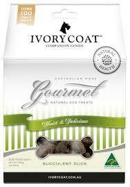 Ivory Duck Treats