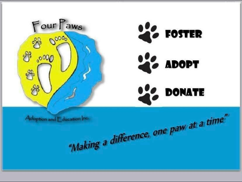 Four Paws Adoption and Education Inc