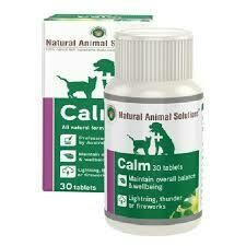 Calm-Natural Pet Care