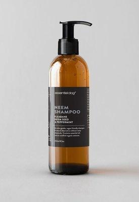 Moisturising Dog Shampoo and Bar Soap/ Neem Seed, Fleabane & Peppermint