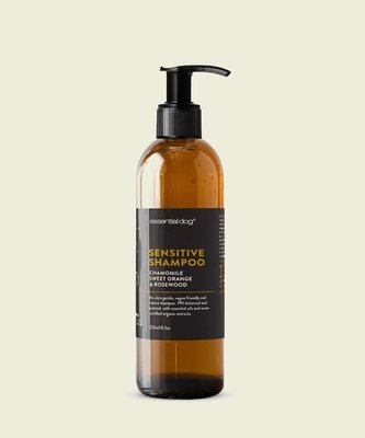 Sensitive Skin Dog Shampoo/  Soap and Conditioner