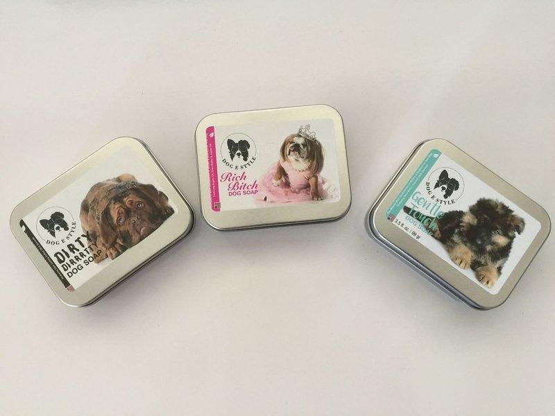 Natural Pet Soaps