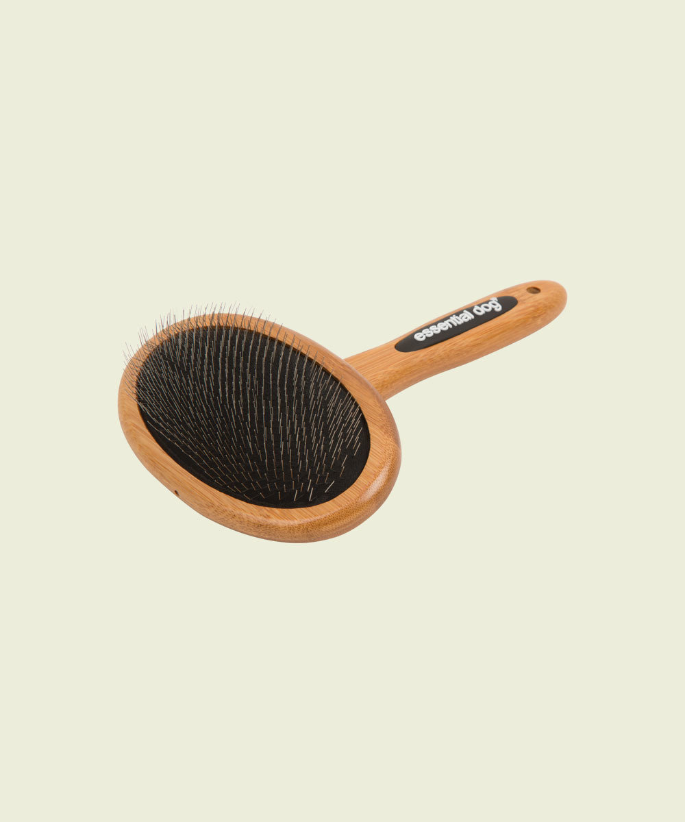 Slicker Brush Organic Bamboo