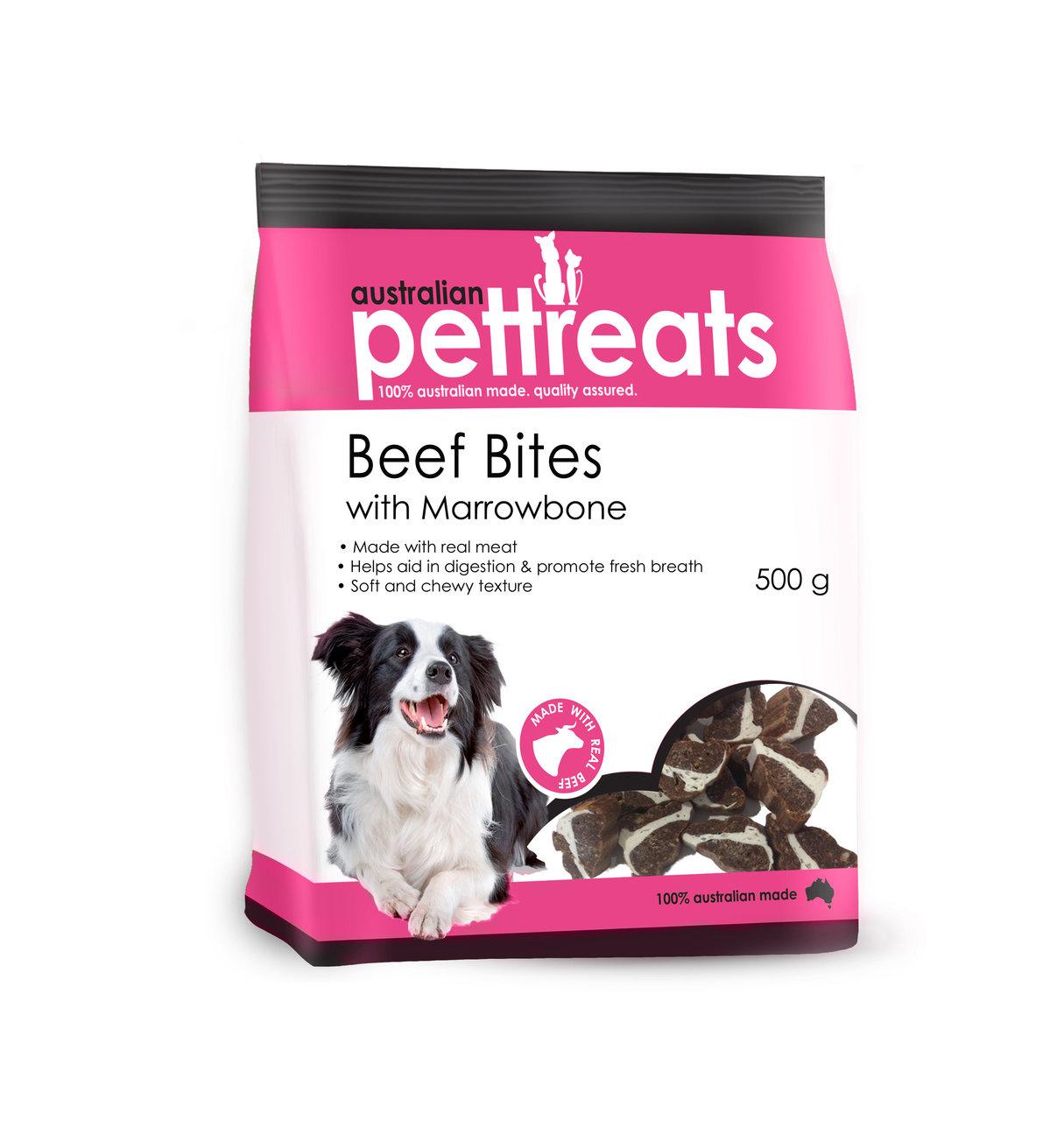 Beef Bites with Marrow
