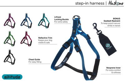 Harness Step-In - Small  Size