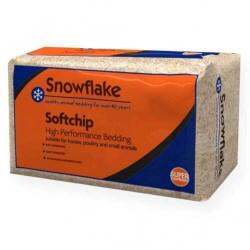 SNOWFLAKE SOFTCHIP  20kg