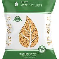 Bio pure wood pellets