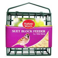 SUET BLOCK FEEDERS