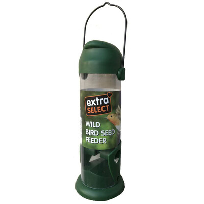 EXTRA SELECT FLIP TOP SEED FEEDER