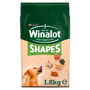 Winalot Shapes 1.8kg