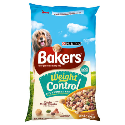 BAKERS WEIGHT CONTROL 12.5kg