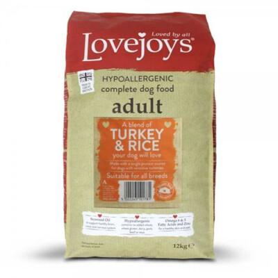 LOVEJOY ADULT TURKEY 12kg