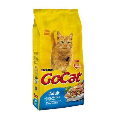 Go-Cat Tuna&Herring&Veg
