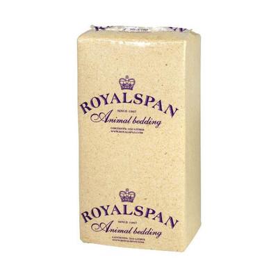 Royal Span Woodshavings