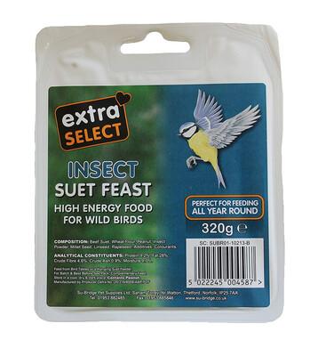 FRUIT SUET FEAST (EXTRA SELECT) 320g