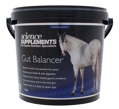 SCIENCE SUPPLEMENTS GUT BALANCER 1.5KG