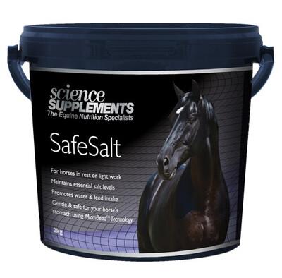 SCIENCE SUPPLEMENTS SAFE SALT 2KG