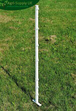 White Fence Posts 3ft