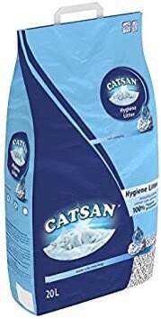 CATSAN CAT LITTER 20LITRE