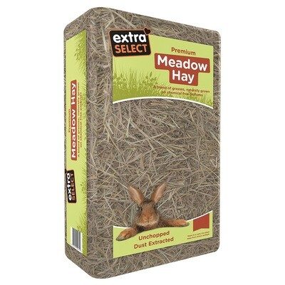 EXTRA SELECT MEADOW HAY 4KG