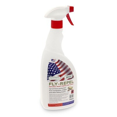 EQUINE AMERICA FLY REPEL 750ML