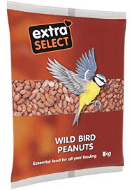 Extra Select Peanuts 2kg