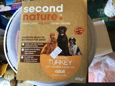 Second Nature Turkey Box 10 Tray