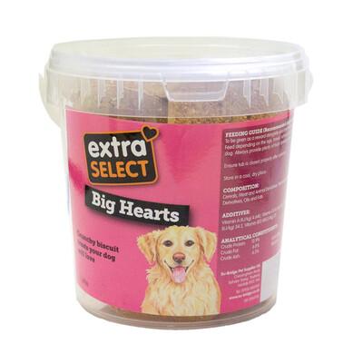 EXTRA SELECT BIG HEARTS 3litre Tub