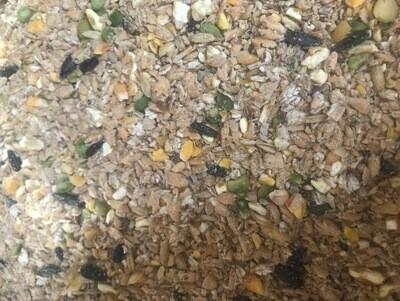 Bearts Tradional Herbal Coarse 16% Layers Mash