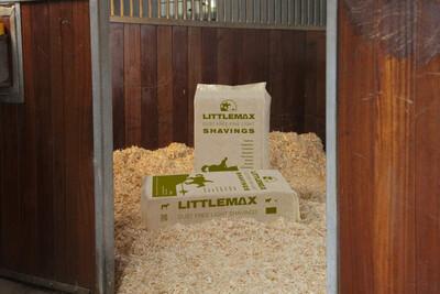 BEDMAX LITTLEMAX DUST FREE SHAVINGS 20kg