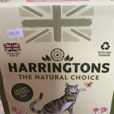 Harrington's 1+ Chicken  Biscuits 800gm