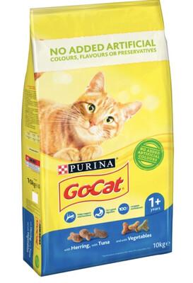 Go Cat Tuna 10 Kg