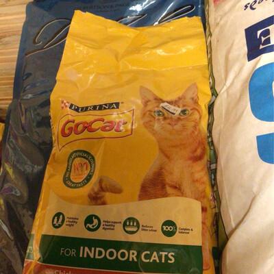 Go Cat - Indoor Cat - Chicken - 2kg