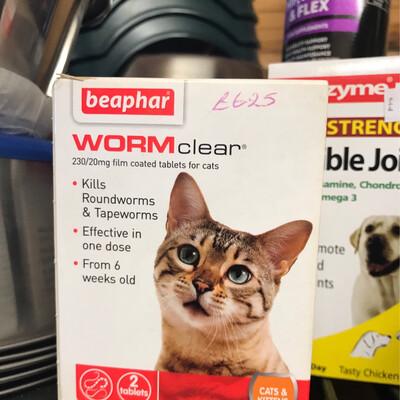Beaphar Worm Clear