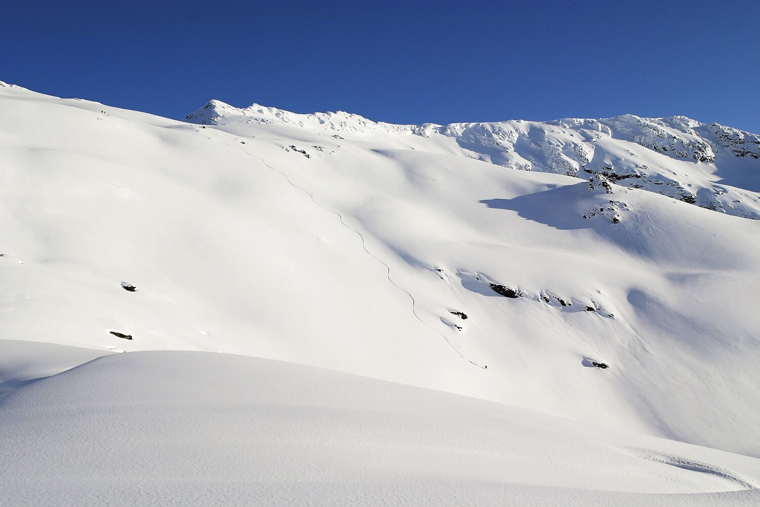 Maurienne Backcountry Workshop 21.-24.01.21
