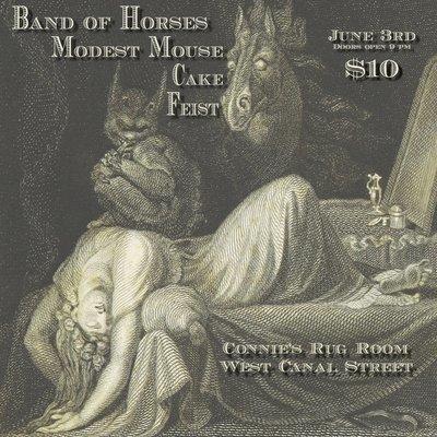 Grab Bag Show Poster