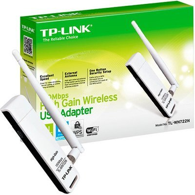 Wireless TP-Link USB