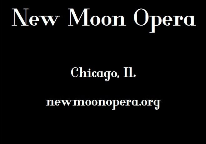 PRESALE: Black New Moon Opera T-Shirt