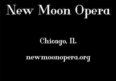 PRESALE: Black New Moon Opera T-Shirt