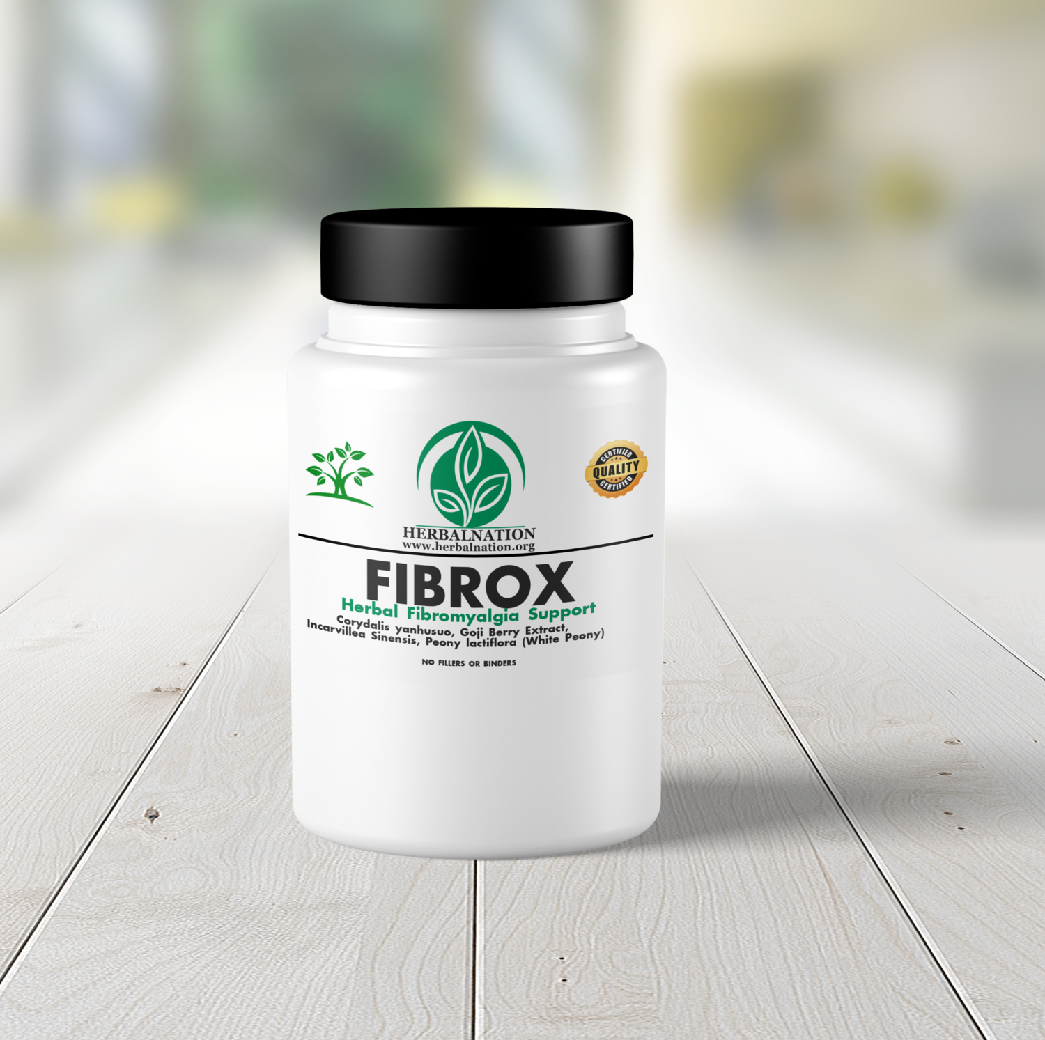 FIBROX  Herbal Pain Management