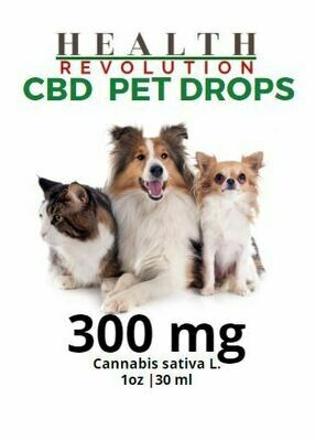 CBD PET DROPS