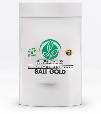 BALI GOLD Mitragyna speciosa