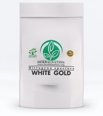 WHITE GOLD Mitragyna speciosa