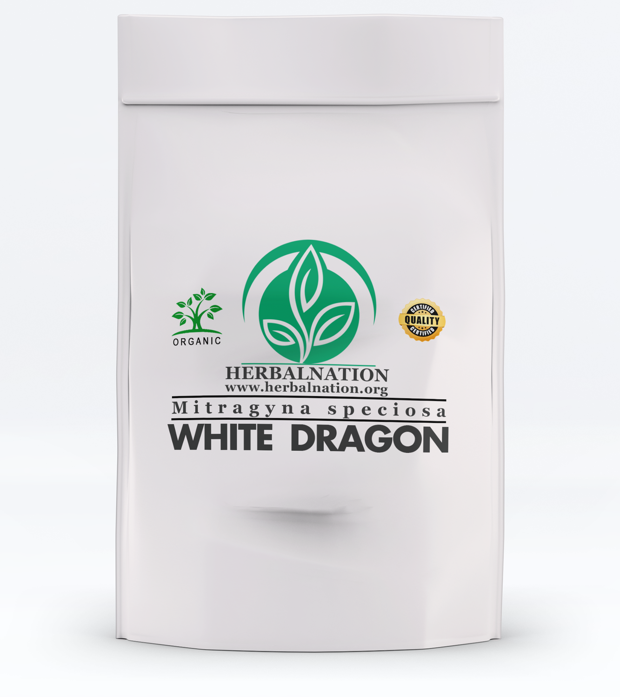 WHITE DRAGON Mitragyna speciosa
