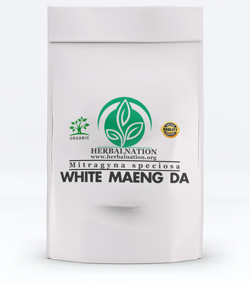 WHITE MAENG DA Mitragyna speciosa