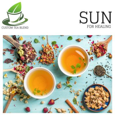 SUN TEA FOR HEALTH