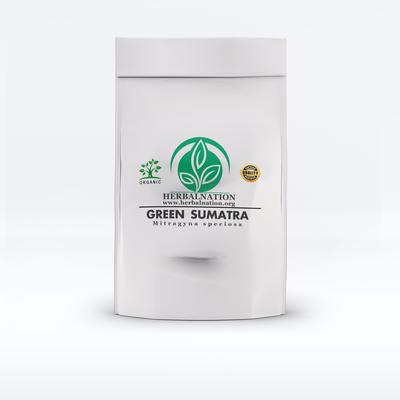 GREEN SUMATRA Mitragyna speciosa