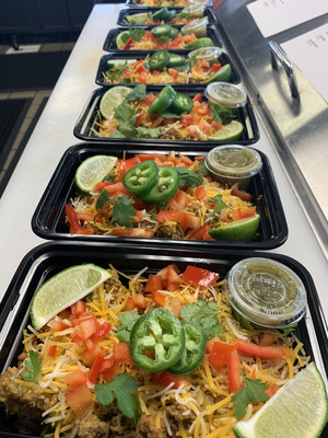 Vegetarian Mexican Quinoa W Cheese