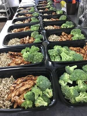 7 Meals Per week